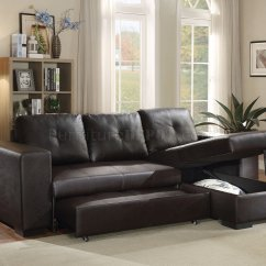 Lloyd S Of Chatham Sofa Clearance Ireland Sectional W Sleeper 53345 In Black Pu By Acme