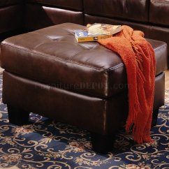 Coaster Samuel Bonded Leather Sofa Cheap Recliner Sofas Uk Modern Sectional 500911 Brown