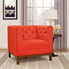 Panache Sofa Set How To Fix Slipcover Eei 1802 In Atomic Red Fabric By Modway W Options