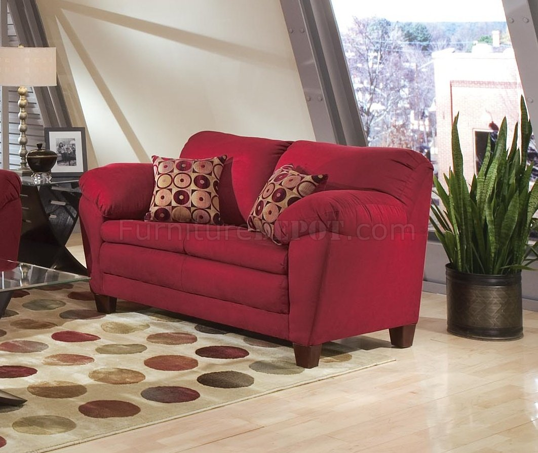 suede living room furniture transitional rooms home design ideas burgundy micro contemporary sofa w options