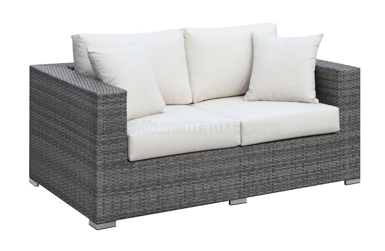 ivory sofa set couch a%c2%bcberwurf big somani cm os2128 17 6pc outdoor patio in and gray