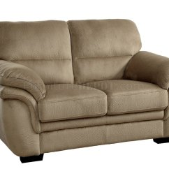 Sofa Microfiber Fabric King Size Air Bed Jaya Cm6503lb In Light Brown W Options