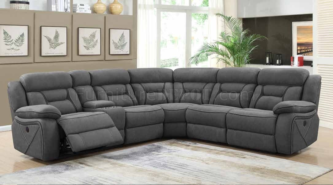 all modern leather dining chairs golden technologies lift canada camargue power motion sectional sofa 600370 in grey by coaster