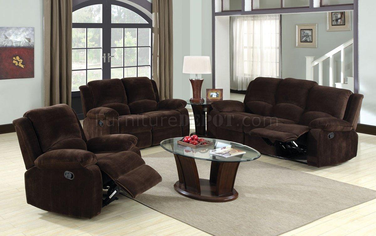Reclining Sofa Living Room Set