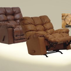 Discontinued Dining Room Chairs Eames Fiberglass Rocking Chair Sable Or Mushroom Leather Touch Cloud Ten Modern Recliner
