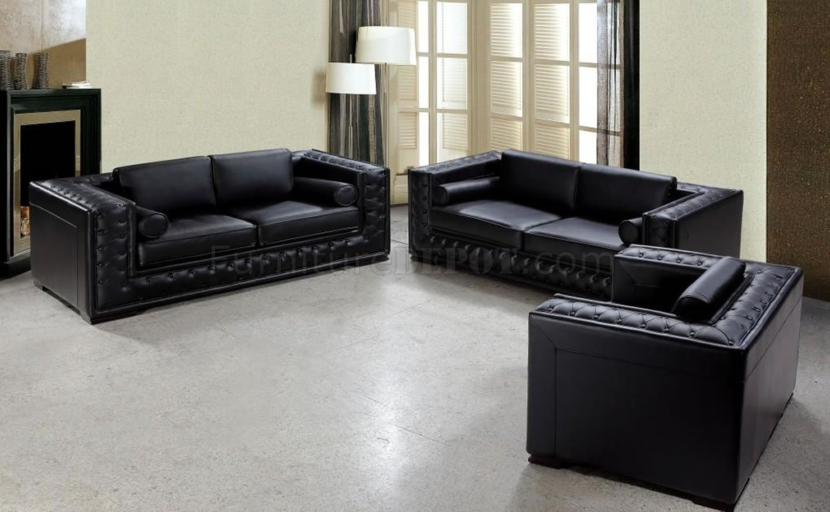 3 pc sectional sofa with recliners genuine leather bed uk dublin bt0697 vig top grain italian living room ...