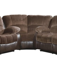 2 Seat Reclining Sofa Cover Long Chair Cranley Motion Sectional 9700fcp By Homelegance