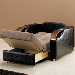 Chair Beds For Adults Hanging Ceiling Joist Caprio Bed In Brown Chenille Fabric