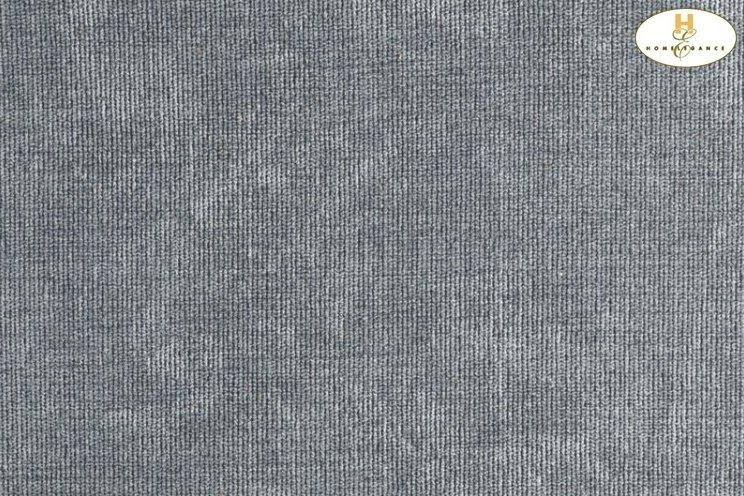 office club chairs swing chair kmart 9927nf trenton sectional sofa - homelegance grey velvet fabric