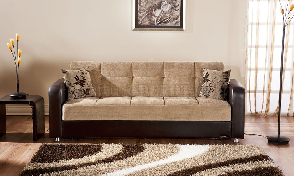 living room sofa two chairs pictures of rooms with navy blue sofas vision benja sleeper in light brown by istikbal tone
