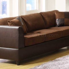 Dark Brown Microfiber Sofa Leather Cleaner Tesco Chocolate Rhino And Bi Cast W Options