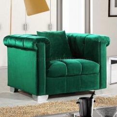 Green Fabric Sofas Leather Sofa Costco Canada Kayla 615 W Options By Meridian