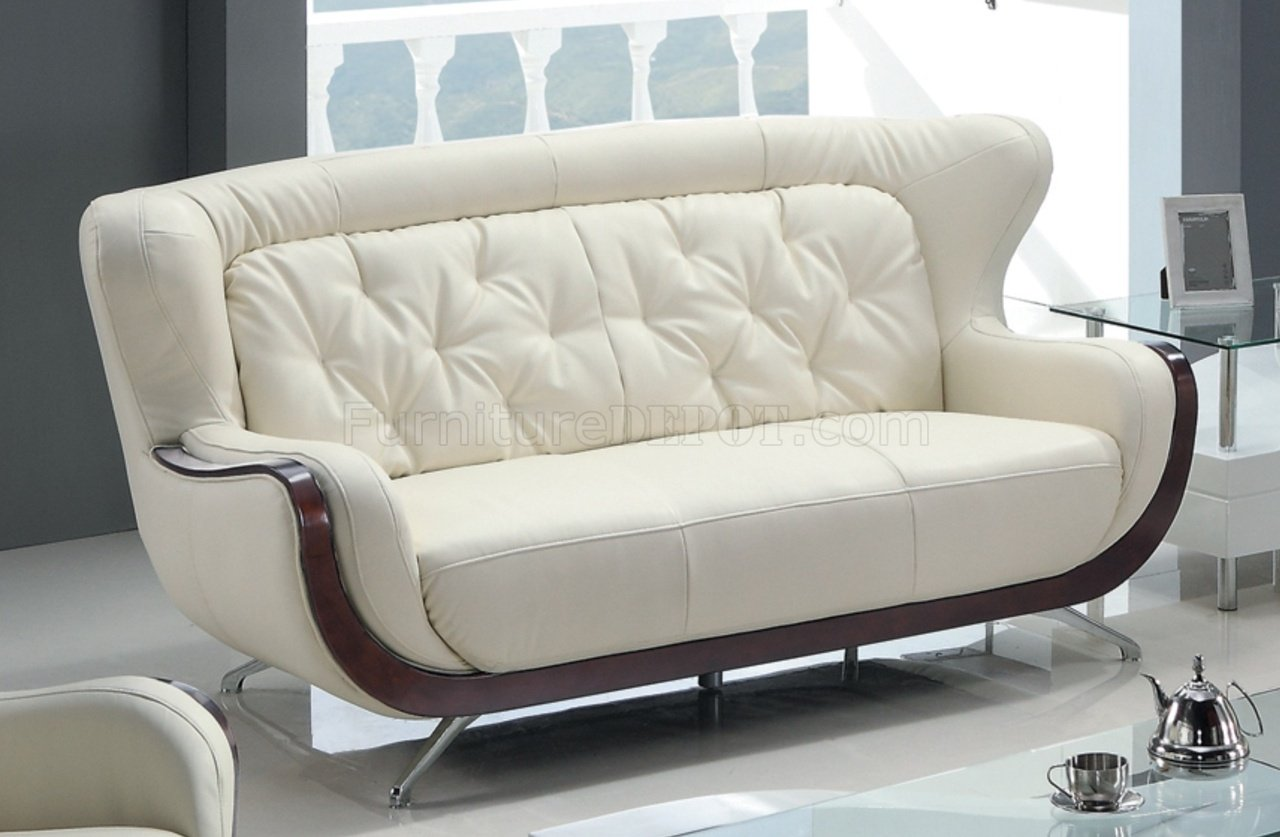 brooklyn bonded leather lounger chair and ottoman plastic bar chairs bunnings white 7678 sofa w optional loveseat