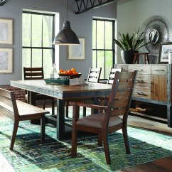 Kitchen Table 2 Chairs And Bench Outdoor Dining Chair Atwater 107721 - Scott Living Coaster