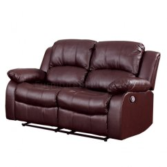 Caruso Leather 5 Piece Power Motion Sectional Sofa Backless Crossword Puzzle Cranley 9700brw By Homelegance