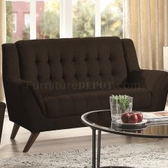 Natalia Leather And Chenille Sofa Bantam Review Baby Set In Black 511034 By Coaster W Options
