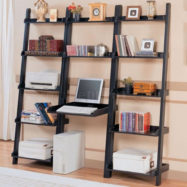 Wall Unit with Desk
