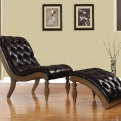 Kirby Sofa Review Living Sets 96202 Chair And Ottoman Dark Brown Bonded Leather By Acme