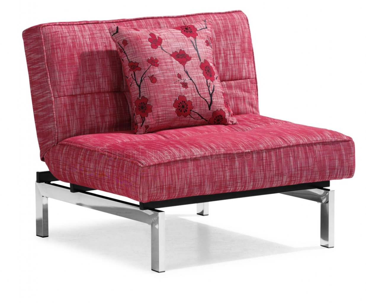 red microfiber sofa medidas kivik 3 plazas convertible sleeper with split back