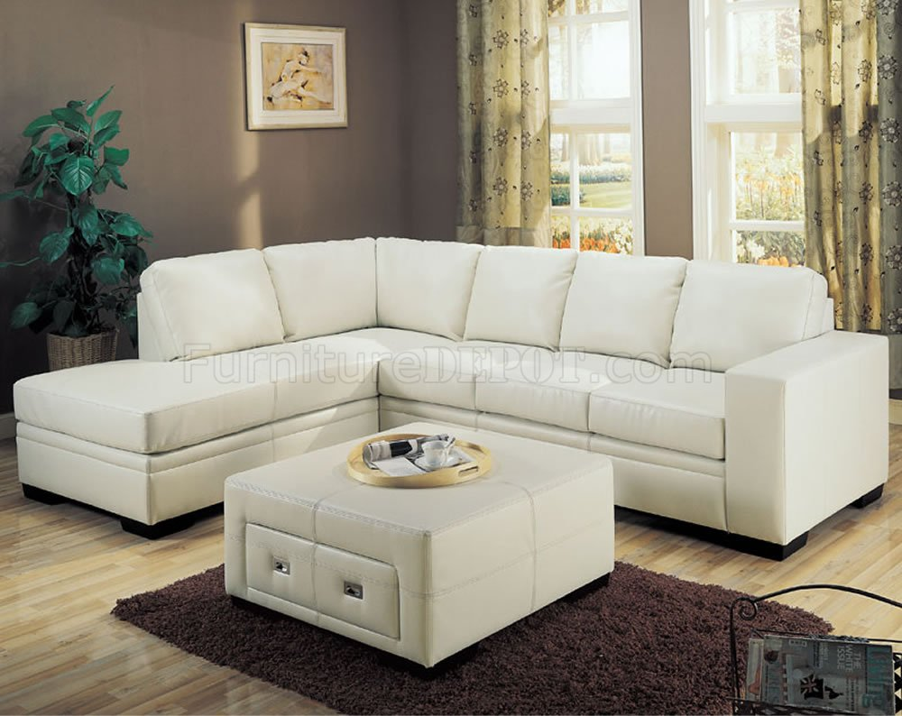 cream full leather chaise sectional sofa courts mauritius or black bonded modern