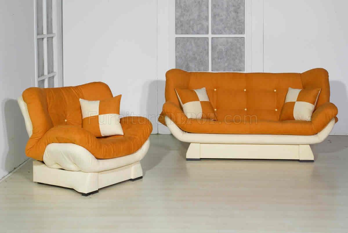 cream colored microfiber sofa king furniture northampton energywarden