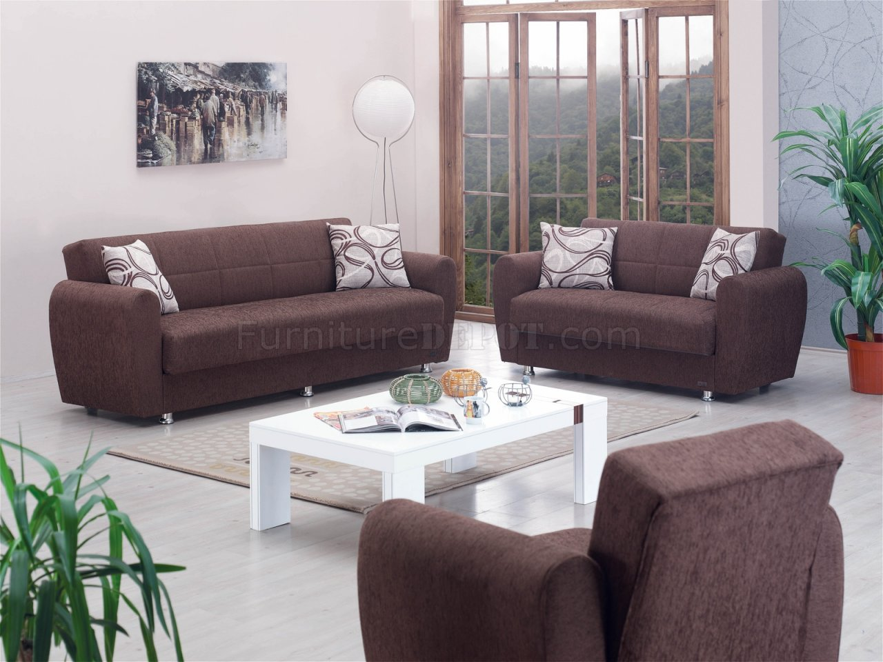 sectional sofas boston ugly sofa slipcovers reviews bed and loveseat set in brown fabric w options