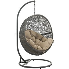 Wicker Dining Room Chairs Indoor Swivel Chair Under 30 Hide Outdoor Patio Swing Gray By Modway Choice Of Color