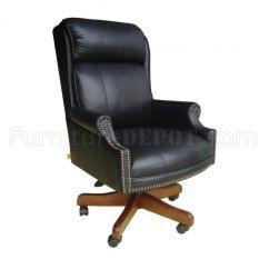 Eames Management Chair Replica Caravan Sports Zero Gravity 20 Artistic Brown Leather Office Portraits - Djenne Homes | 40542