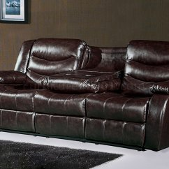 Motion Sofas Leather How To Make A Sofa Slip Cover Gramercy 644 In Brown Bonded W Options
