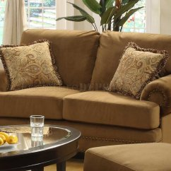 Sofa Bun Feet Replacement Living Room Sectional Sets Signature Design By Ashley Keereel Sand