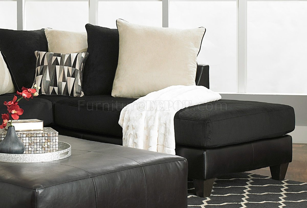 corduroy fabric sofa basset sofas 4500 sectional in black and bi cast