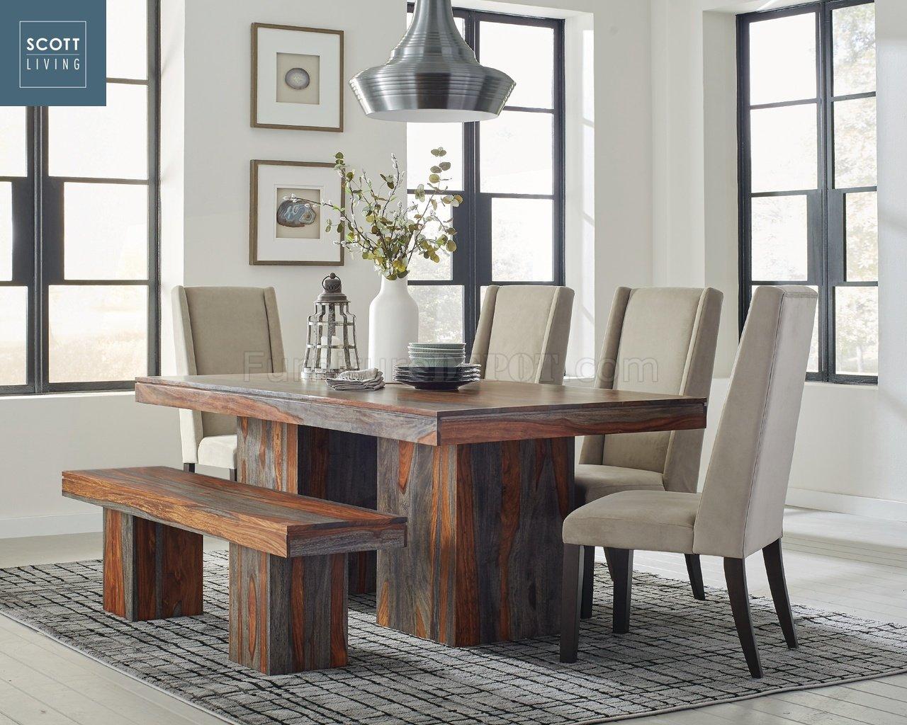 Binghamton 107481  Scott Living  Coaster  Dining Table