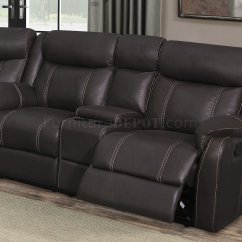 Recliner Living Room Set Showcases Designs U7303c Sectional Motion Sofa Gin Rummy Seal Microfiber By ...