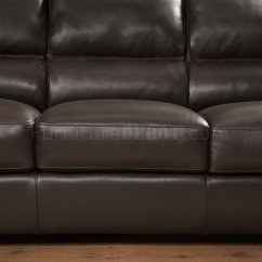 Top Grain Leather Sofa Set Cheap Sectional Sofas Used Truffle Brown Modern And Loveseat