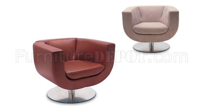 swivel club chair early american chairs black or cream leather w chrome base