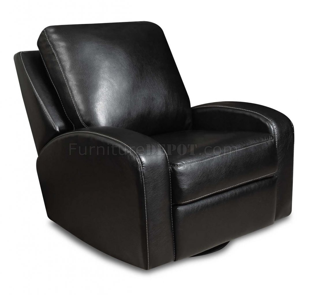 modern bonded leather sectional sofa with recliners custom sofas uk black double reclining