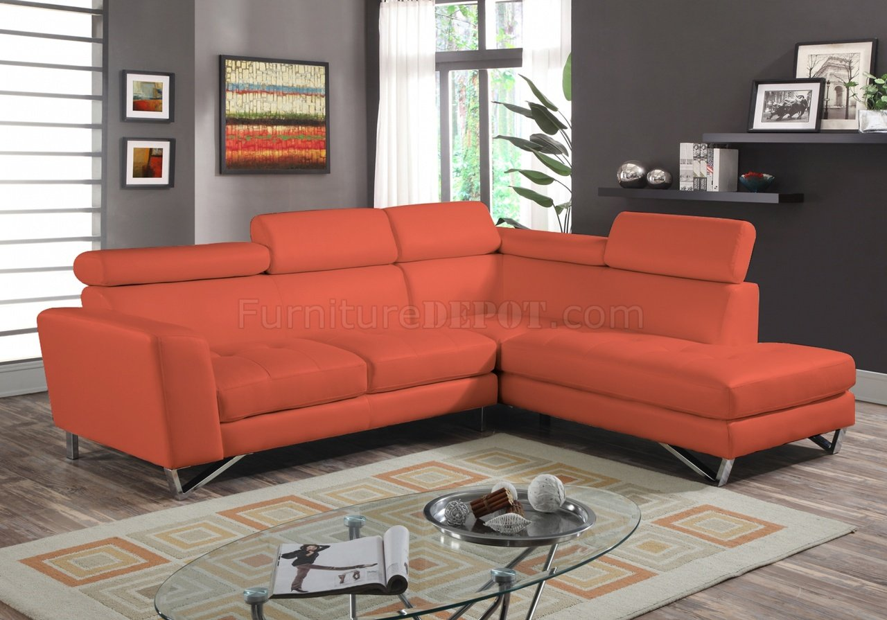 orange fabric sectional sofa laura ashley winchester loose covers 4026 in sateen microfiber