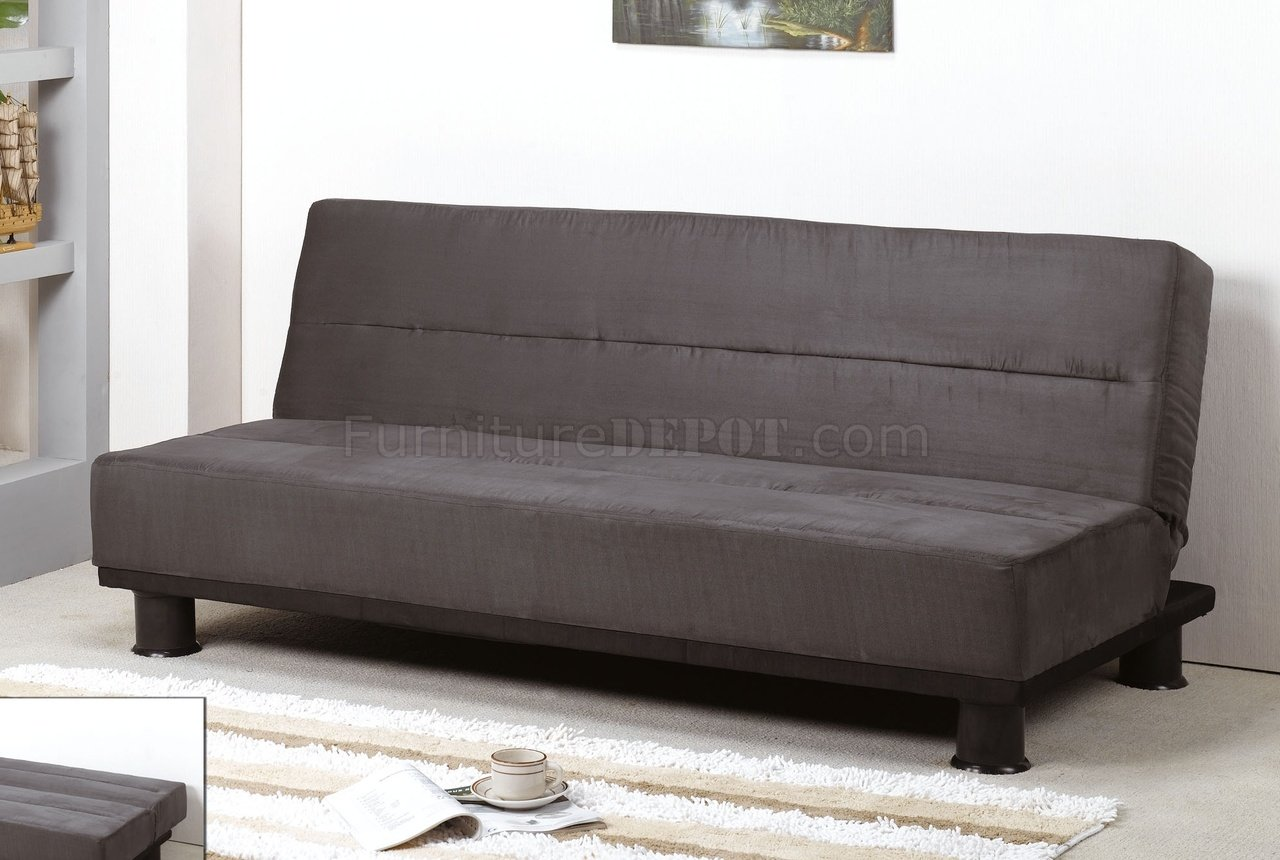 contemporary sofas and loveseats three seater sofa designs grey micro suede sleeper w black