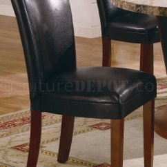 Solid Cherry Sofa Table Small Leather Bed Modern Artistic Dining Furniture W/genuine Marble Top