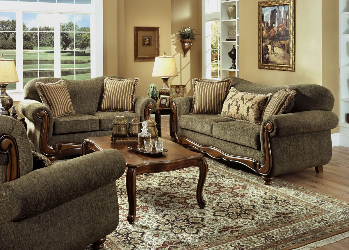 traditional sofas living room furniture california rattan garden sofa set old world tuscan sets on
