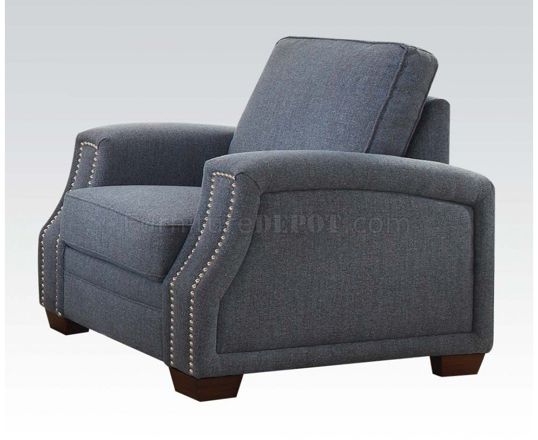 blue fabric recliner sofa throws ikea singapore betisa 52585 in light by acme w options