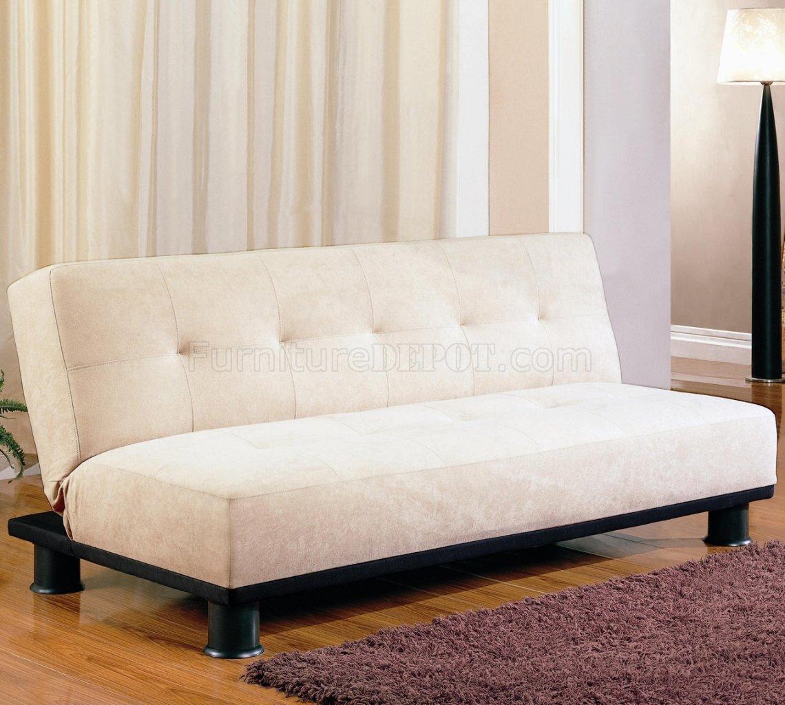 black microfiber sofa set craigslist sleeper loveseat modern convertible bed 300165 beige