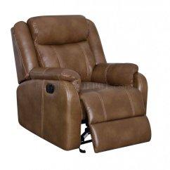 Motion Sofas Leather Flexsteel Power Reclining U7303c Sofa In Walnut Gel By Global W Options