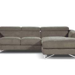 Spartan Sofa Buy Set Online In Delhi Sparta Mini Sectional Fabric By J Andm W Steel Legs