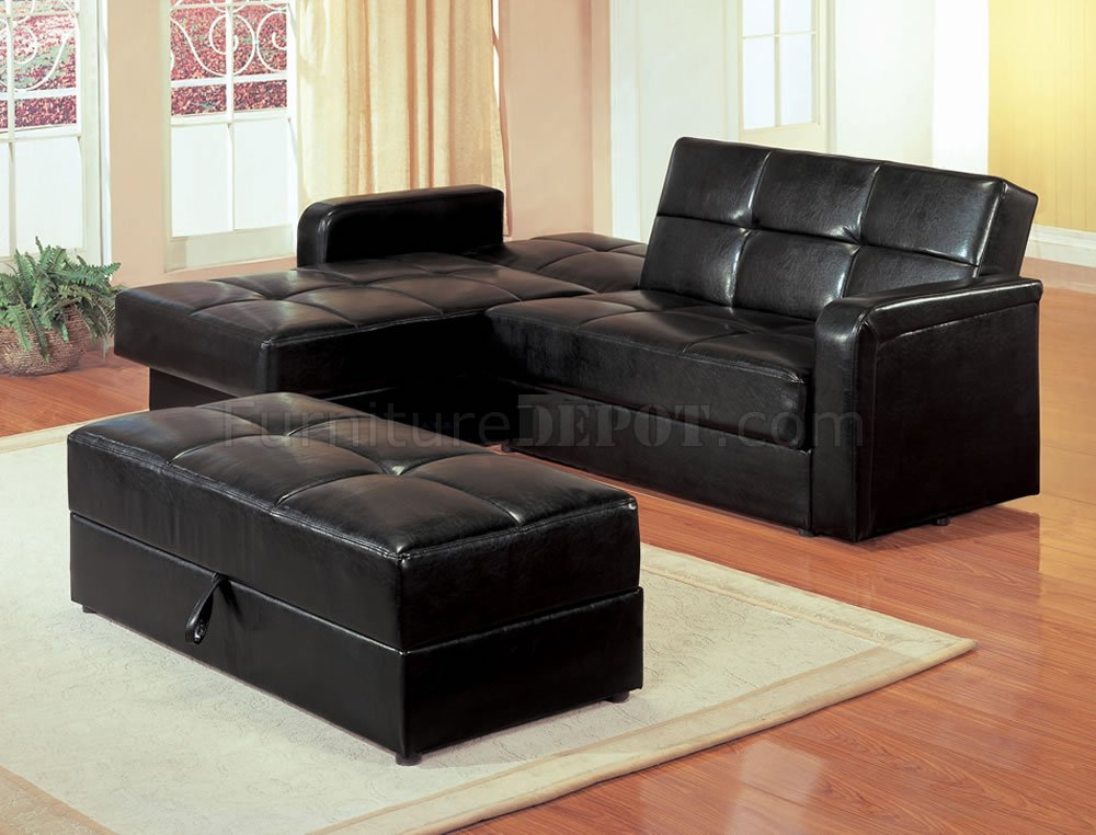 Small Couch And Ottoman
