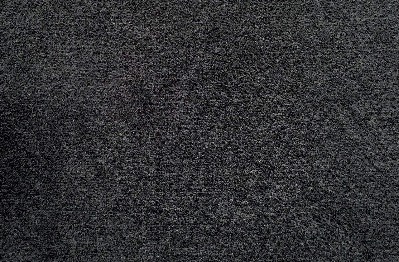 Jensen Sectional Sofa CM6790 in Dark Gray Fabric wOptions