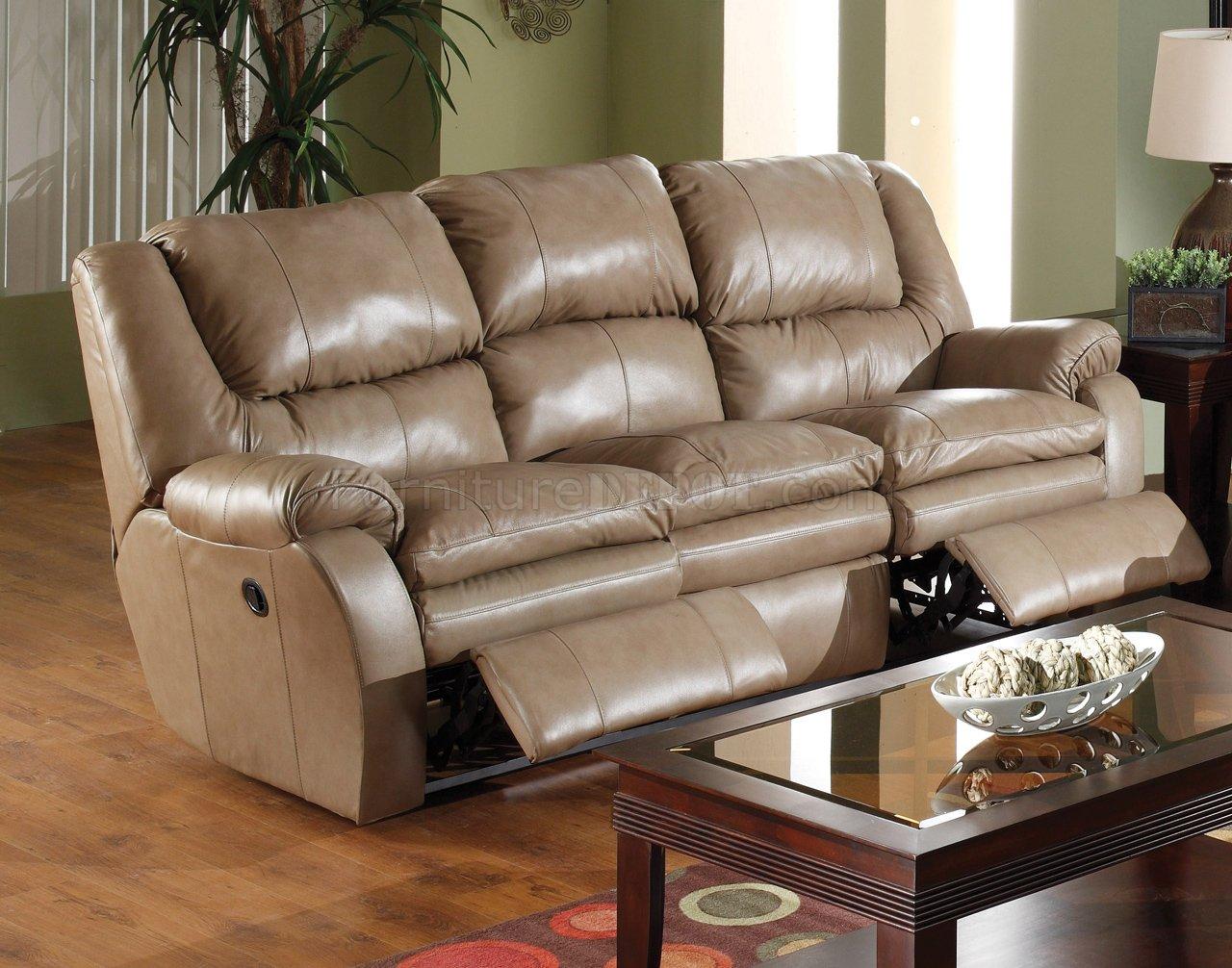 top grain leather sofa set environmentally friendly bed catnapper mushroom allegro reclining ...