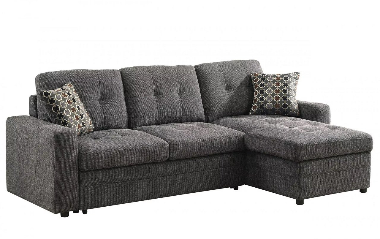 gus sectional sleeper sofa arm table plans 501677 by coaster in fabric w