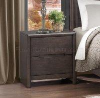 Lavina Bedroom Set 1806 by Homelegance in Weathered Grey