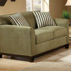 Sage Leather Sofa Carolina Furniture Village Fabric Casual Modern Living Room And Loveseat Set